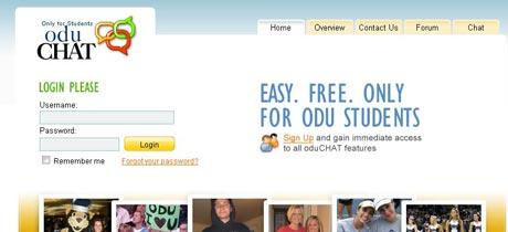Old Dominion University (ODU) Chat